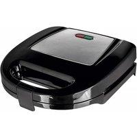 Status 2 Slice Non Stick Sandwich Toaster - Stainless Steel