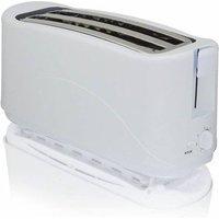 Status 4 Slice Toaster - White