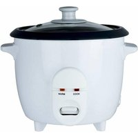 Status 1.8 Litre Round Rice Cooker - White