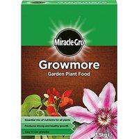 Miracle-Gro Growmore Garden Plant Food Granules - 3.5KG