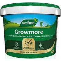 Westland Growmore Garden Fertiliser, 10 kg Tub