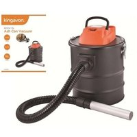 Kingavon 800W 15L Ash Can Vacuum Cleaner