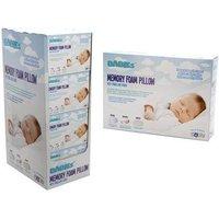 PMS Babys Memory Foam Pillow