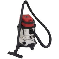 Sealey 20V Cordless 20L Wet & Dry Vacuum Cleaner - Body Only