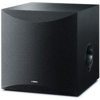 Yamaha NSSW100 Subwoofer in Black