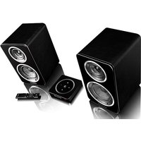 Wharfedale Diamond A1 Active Speakers in Black