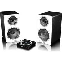 Wharfedale Diamond A1 Active Speakers in White