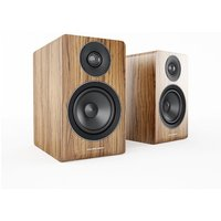 Acoustic Energy AE100 Walnut Vinyl Veneer Speakers