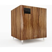 Acoustic Energy AE108 Mk1 Walnut Vinyl Veneer Subwoofer Last One Left