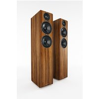 Acoustic Energy AE109 Walnut Vinyl Veneer Floorstanding Speakers