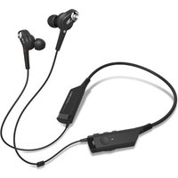 Audio Technica ATH-ANC40BT Active Noise Cancelling Wireless In-Ear Headphones