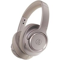 Audio Technica ATHSR50BT Wireless Noise Cancelling Headphones in Grey