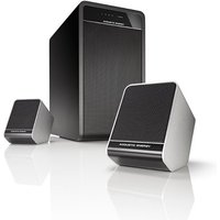 Acoustic Energy Aego3 Aluminium Black Sub-Satellites System Speakers