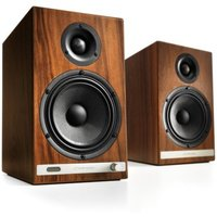 Audioengine HD6 Wireless Speaker System Walnut