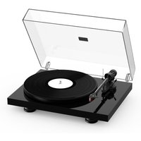Pro ject Debut Carbon EVO Turntable High Gloss Black
