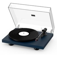 Pro ject Debut Carbon EVO Turntable Satin Steel Blue