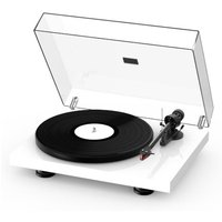 Pro ject Debut Carbon EVO Turntable High Gloss White