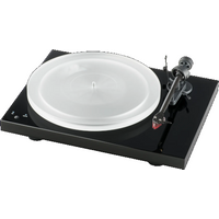 Pro ject Debut Carbon Espirt SB Turntable In Black