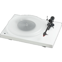 Pro ject Debut Carbon Espirt SB Edition Turntable In White