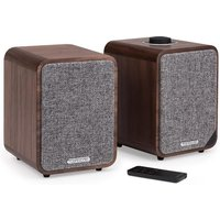 Ruark MR1 MK2 Active Bluetooth Speaker in Walnut