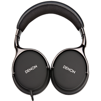 Denon AHD1200BKEM Outdoor Over-Ear Headphones in Black