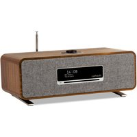 Ruark R3 Compact Wireless Music System Walnut Veneer