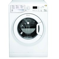 Hotpoint WDPG8640P 'Aquarius Plus' 8Kg Washer Dryer in Polar White with 6Kg Drying Capacity