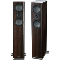 Mission QX 3 Floorstanding Speakers Pair in Walnut