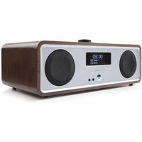 Ruark R2 MK3 Streaming Music System in Walnut