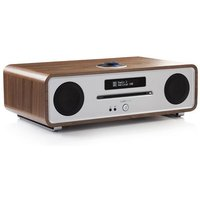Ruark R4 MK3 Integrated Music System in Walnut