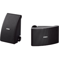 Yamaha NSAW392 black all weather speakers