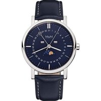 M&M Germany Uhren - Moonphase - M11919-848