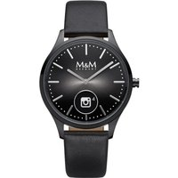 M&M Germany Smartwatch - Hybrid Smwartwatch - M12000-485