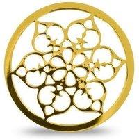 Quoins Anhänger - Blüte Gold - 982500544