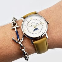 M&M Germany Uhren - Moonphase - M11919-762