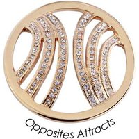 Quoins Charm - Opposites Attracts - QMOA-39L-G