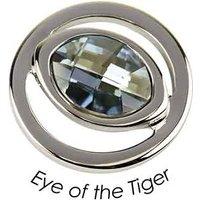 Quoins Anhänger - Eye of the Tiger - QMOK-03S-E-AN
