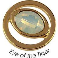 Quoins Anhänger - Eye of the Tiger - QMOK-03S-R-OP