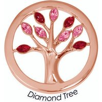Quoins Anhänger - Diamond Tree - QMOK-19L-R-RS