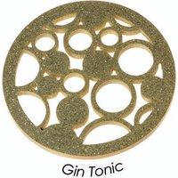 Quoins Charm - Münze - Gin Tonic - QMOV-03L-G