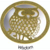 Quoins Charm - Münze - Wisdom - QMOX-01L-G