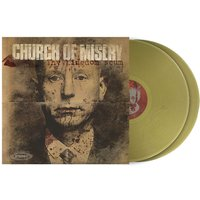 Church Of Misery Houses of the unholy 2-LP brillant
