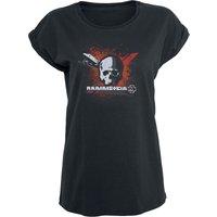 Rammstein Ins Verderben T-Shirt schwarz