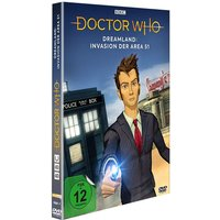 Doctor Who Dreamland: Invasion der Area 51 DVD Standard (7776904POY)