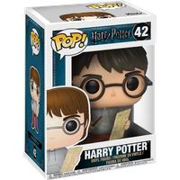 Harry Potter - Harry w/ Marauders Map POP! Vinyl