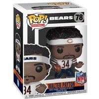 NFL - Chicago Bears - Walter Payton Vinyl Figur 78 - Funko Pop! Figur - multicolor