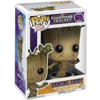 'Guardians Of The Galaxy Dancing Groot Vinyl Bobble-head 65 Funko Pop! Multicolor