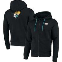 NFL Jacksonville Jaguars Kapuzenjacke schwarz