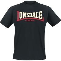 Lonsdale London - Two Tone - T-Shirt - black