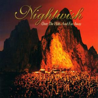 Nightwish Over the hills and far away CD Standard